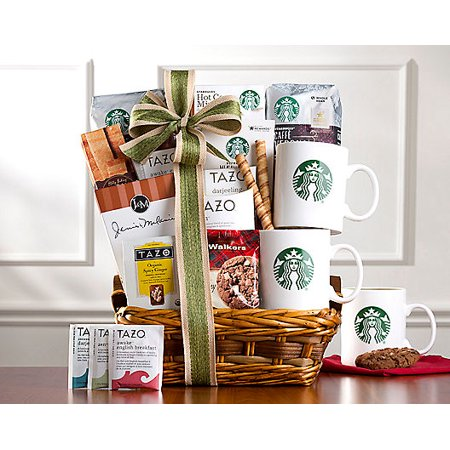 Wine Country Starbucks Spectacular Gift Basket