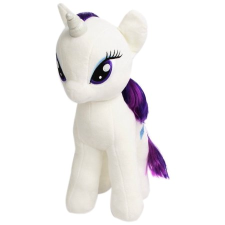 Ty Large Rarity My Little Pony Beanie Babies Stuffed Animal Plush Toy, 16