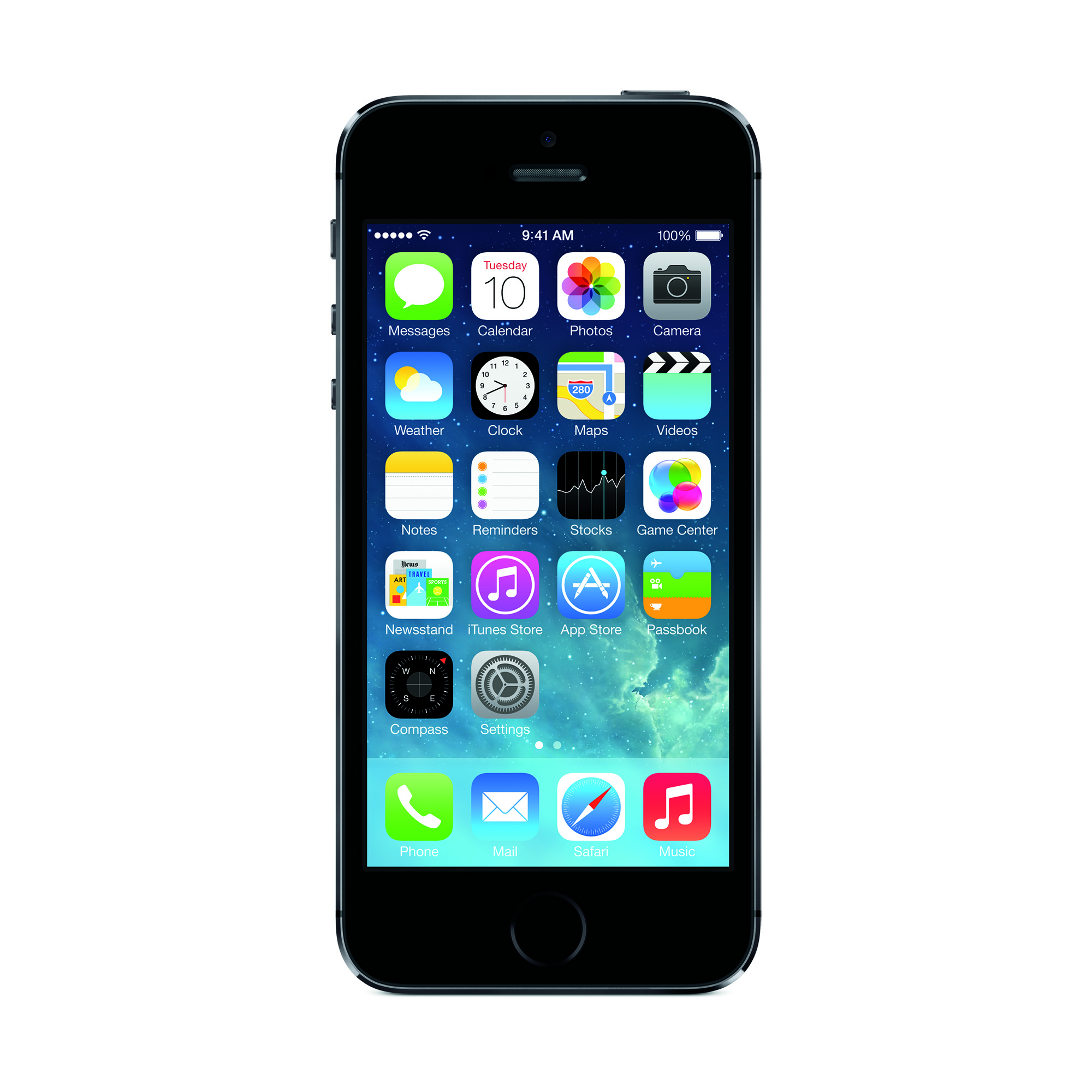 Total Wireless Apple iPhone 5S 16GB Prepaid Smartphone