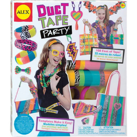 ALEX Toys Craft Duct Tape Party