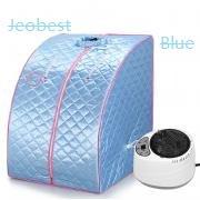 Jeobest Home Steam Sauna - Portable Indoor Steam Sauna SPA Health Care Therapeutic Slim Health Care -