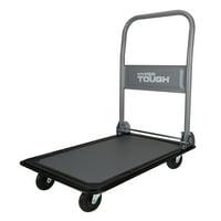 Deals on Hyper Tough 300-lb Capacity Folding Platform Truck 85-180