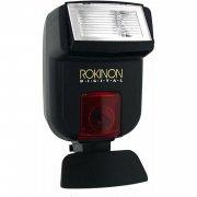 Rokinon Digital Cobra Type Flash, Guide Number 22 - For Pentax