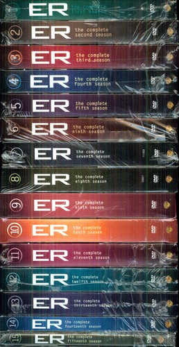 ER: The Complete Seasons 1 15 (Widescreen) by TIME WARNER