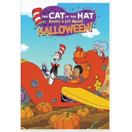Cat In The Hat Knows A Lot About Halloween (DVD)](Halloween Cats Song)