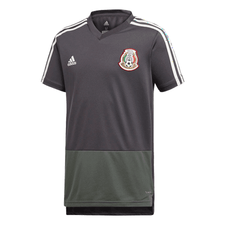 adidas Kid's FMF Mexico Home Training Jersey