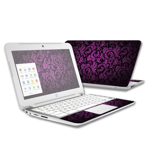 MightySkins Protective Vinyl Skin Decal for HP Chromebook 11 (2015) case wrap cover sticker skins
