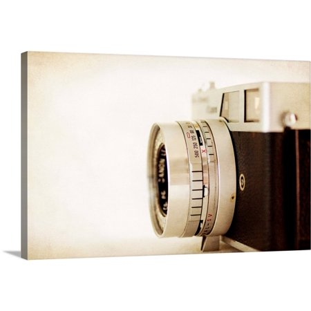 "Great BIG Canvas | ""Canon Canonet 19"" Canvas Wall Art"