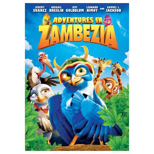 Adventures in Zambezia (2013)