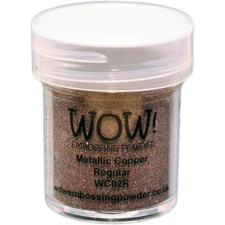 WOW! Embossing Powder 15ml-Copper Copper Vein Powder Coat