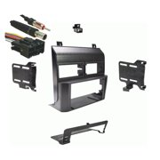 Metra 95-3000 2DIN Dash Kit with Harness/Adapter for Select GM SUV/Trucks'88-'94