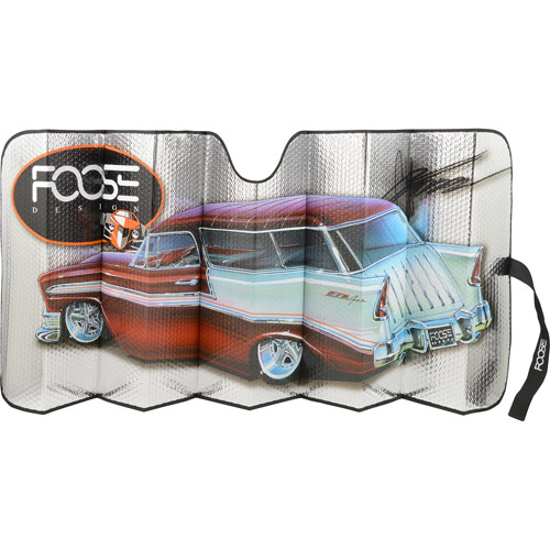 Bell Foose Jumbo Accordian Sun Shade, 572Air