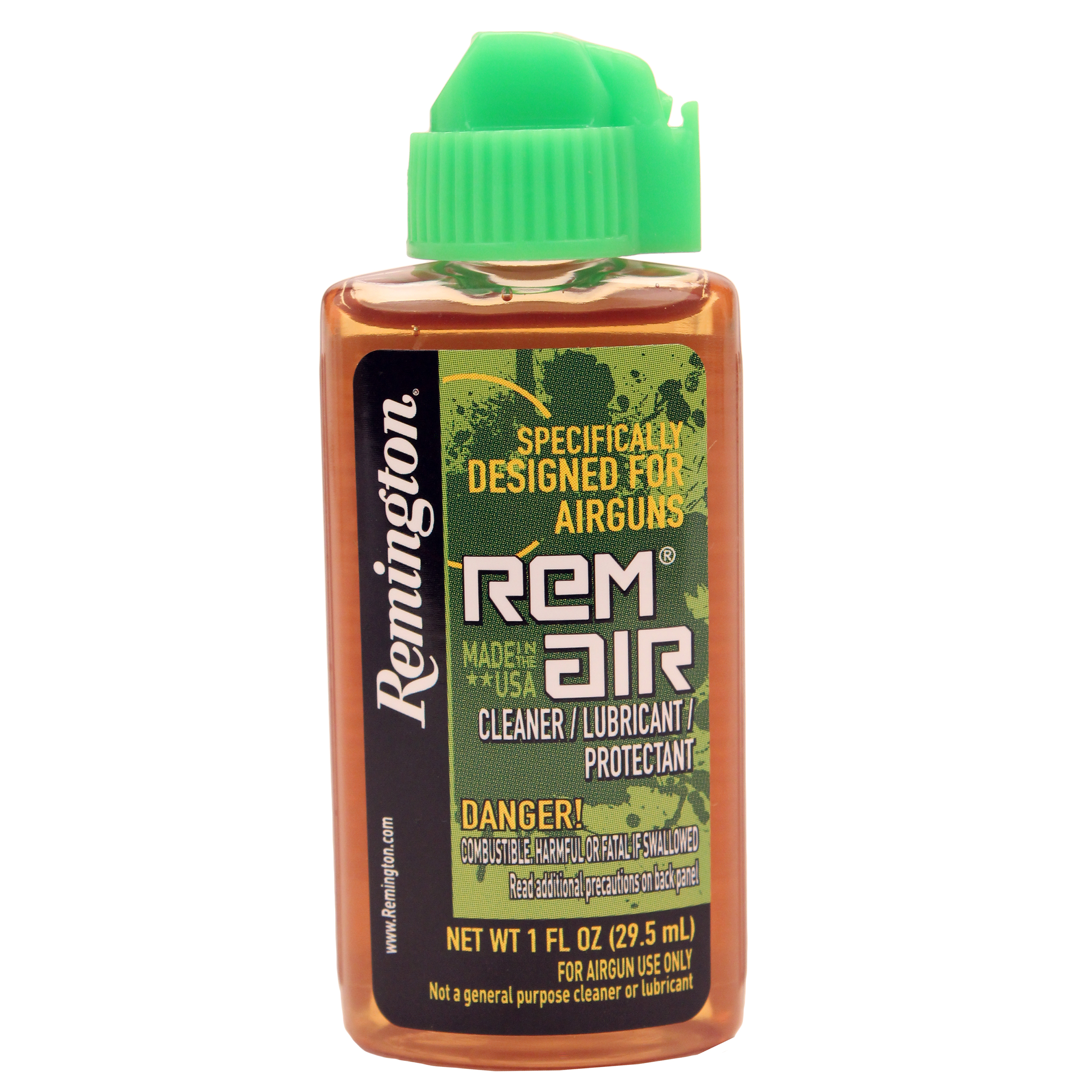 Rem? Air Cleaner & Lubricant,1 oz bottle