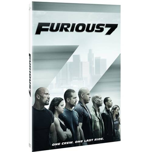 Furious 7 (With INSTAWATCH) (Widescreen)