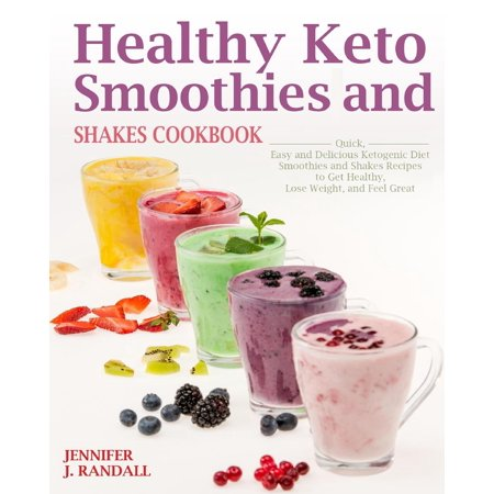 Halloween Smoothie Recipes (Healthy Keto Smoothies and Shakes Cookbook : Quick and Delicious Ketogenic Diet Smoothies and Shakes Recipes to Get Healthy, Lose Weight and Feel)