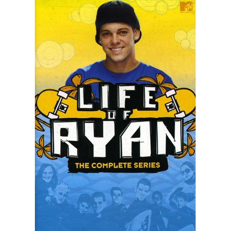 Life Of Ryan  The Complete Series  Widescreen   3 Discs   Eco Box