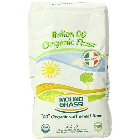 (2 Pack) Molino Grassi USDA Organic Italian