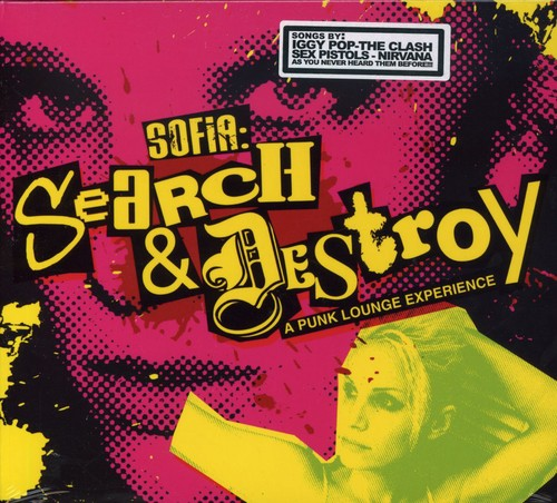 Sofia - Search & Destroy-a Lounge Experience [CD]
