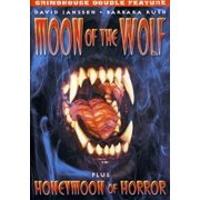 Grindhouse Double Feature: Moon of the Wolf / Honeymoon of Horror (DVD)