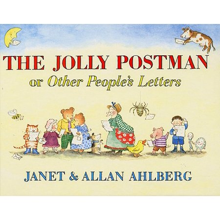 The Jolly Postman: Or Other People's Letters (Postman Pat Special Delivery Service Series 2)