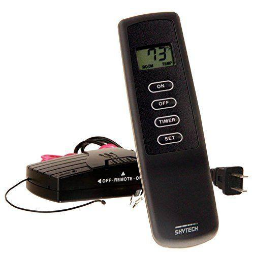 Fireplace Remote Control Skytech 115 Volt 1410T-LCD-A