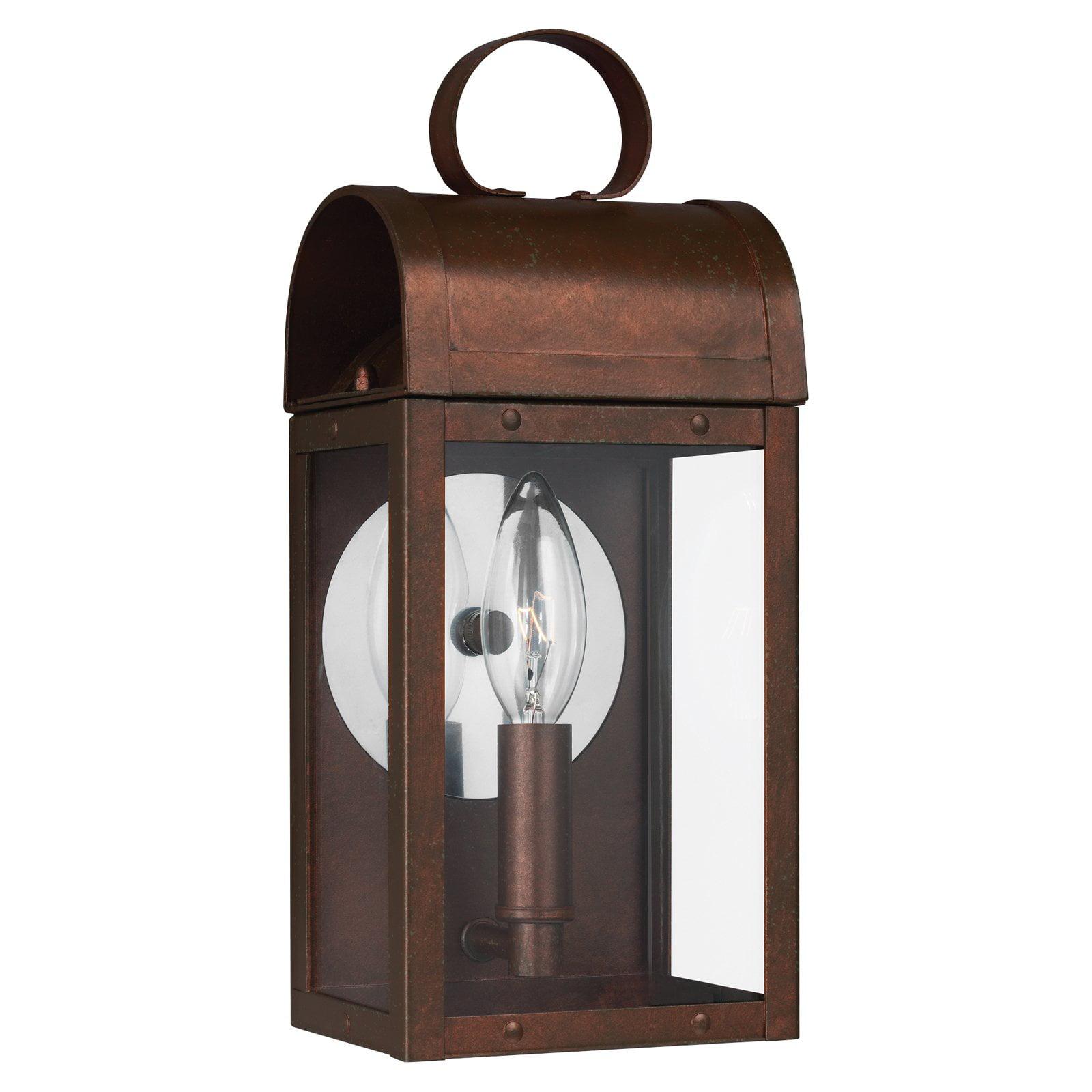 Sea Gull Lighting Conroe 8514801 Outdoor Wall Lantern