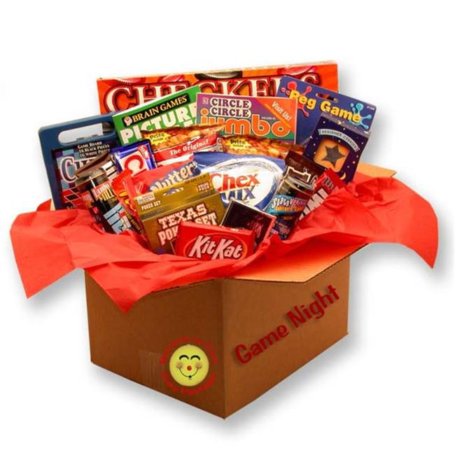 Its a Family Game Night Care Package- 819531
