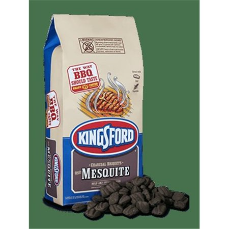 Kingsford Products Co 8LB Mesquite Charcoal 6 Pack