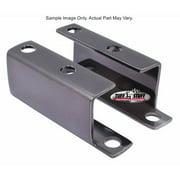 TUFF-STUFF 4652A7 Brake Booster Bracket (GM 55-58,Black)