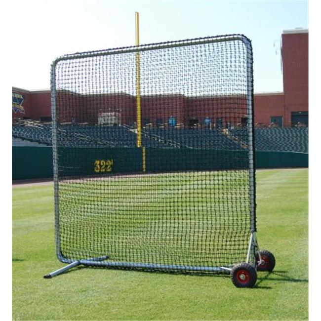 Trigon Sports BFPRO10N ProCage 10 ft. x 10 ft Pro Screen Net Kit