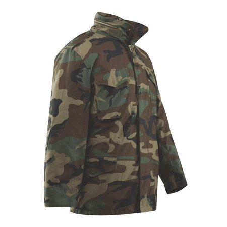 Tru-Spec M-65 Field Coat Jacket with Liner - Walmart.com 6f05fed95c