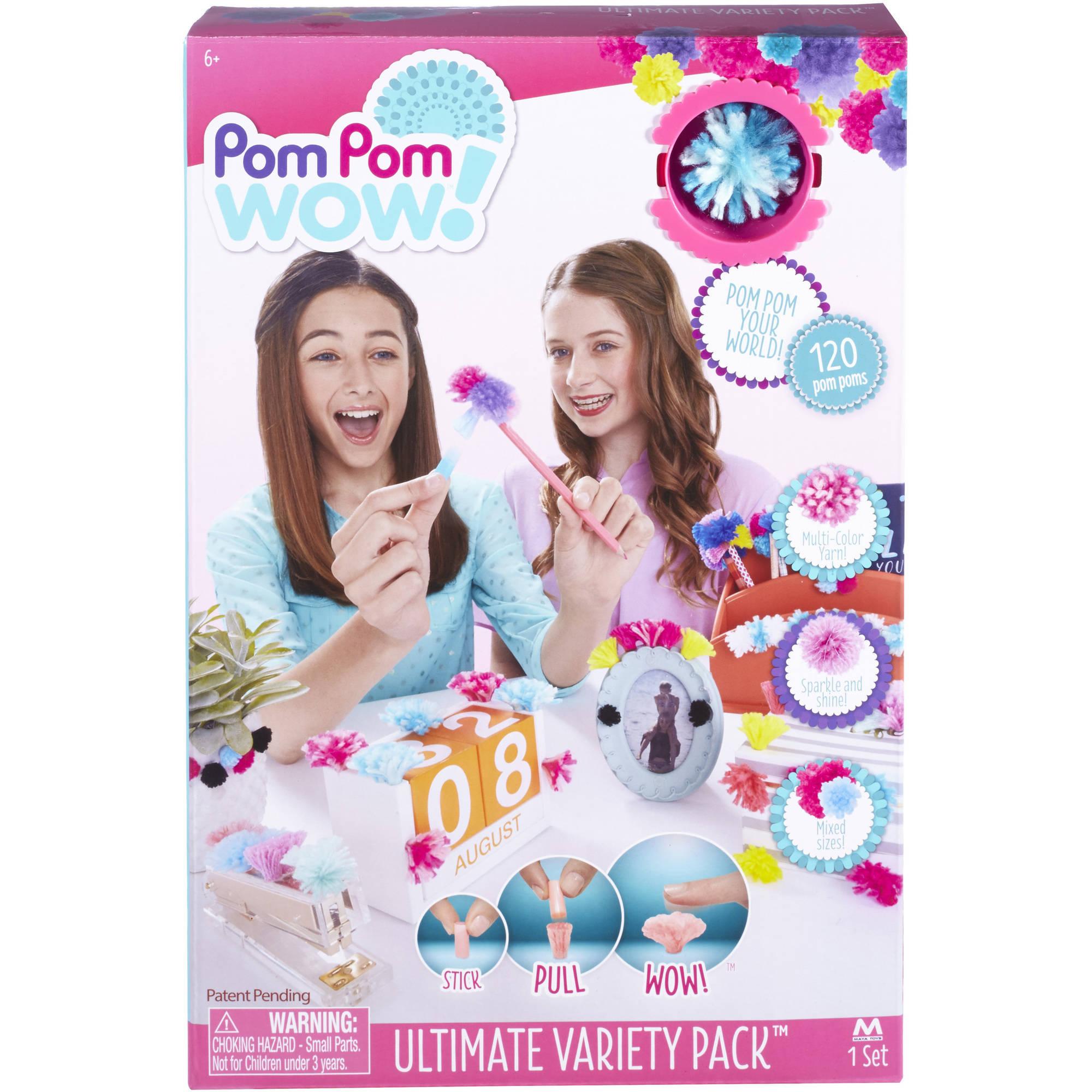 Pom Pom Wow Ultimate Variety Pack