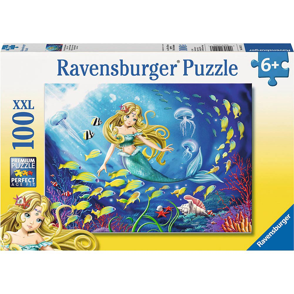 Little Mermaid 100 Piece Puzzle