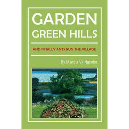 Garden Green Hills - eBook