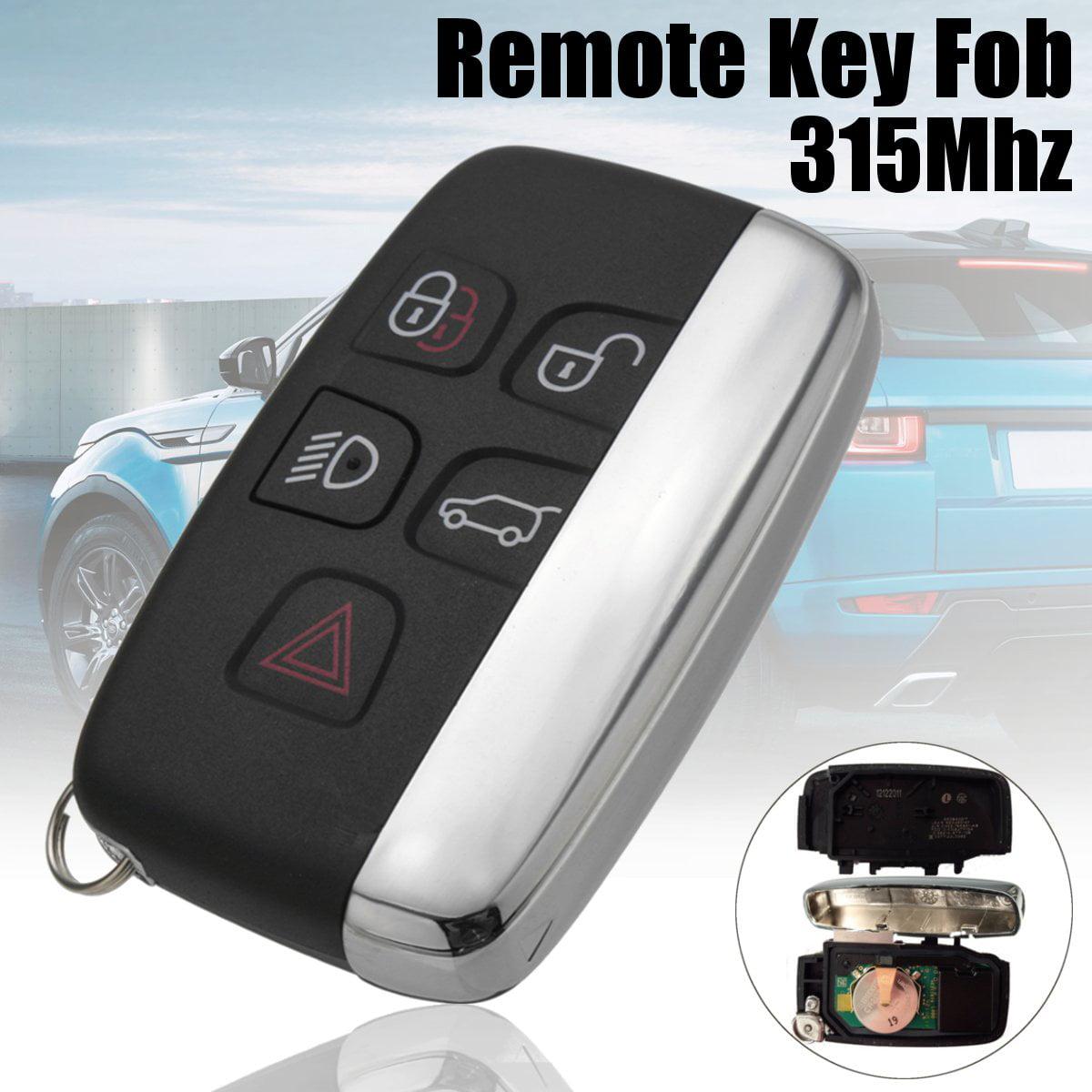 Range Rover Evoque LR078921 Alarm Remote Key Fob Casing