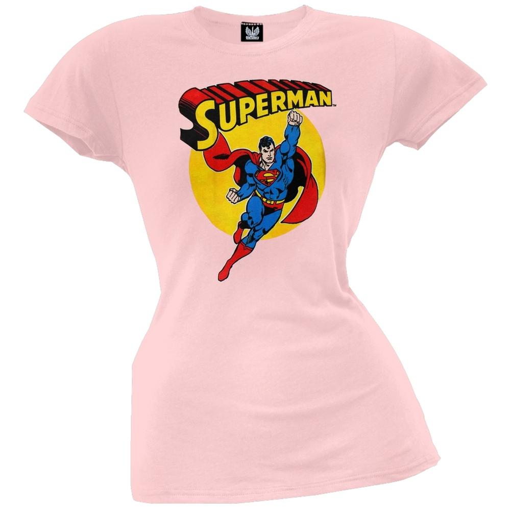 Superman - Offbase Juniors T-Shirt