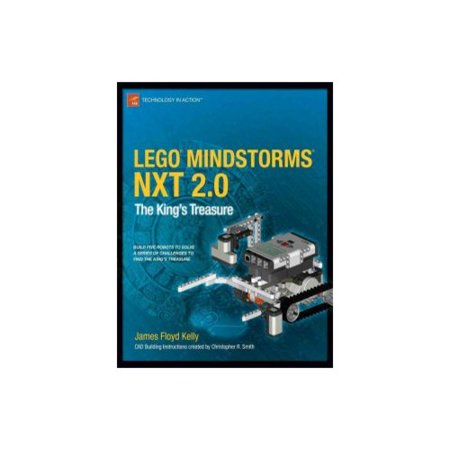 Lego Mindstorms Nxt 2.0: The Kings Treasure by