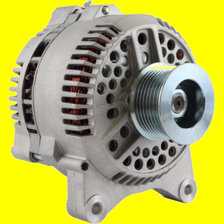 (DB Electrical AFD0035 New Alternator For Ford F Series Truck 4.6L 4.6 5.4L 5.4 97 98 99 00 01 02 1997 1998 1999 2000 2001 2002, Expedition 130 Amp 321-1772 334-2274 112585 F75U-10300-CA F75U-10300-CB)