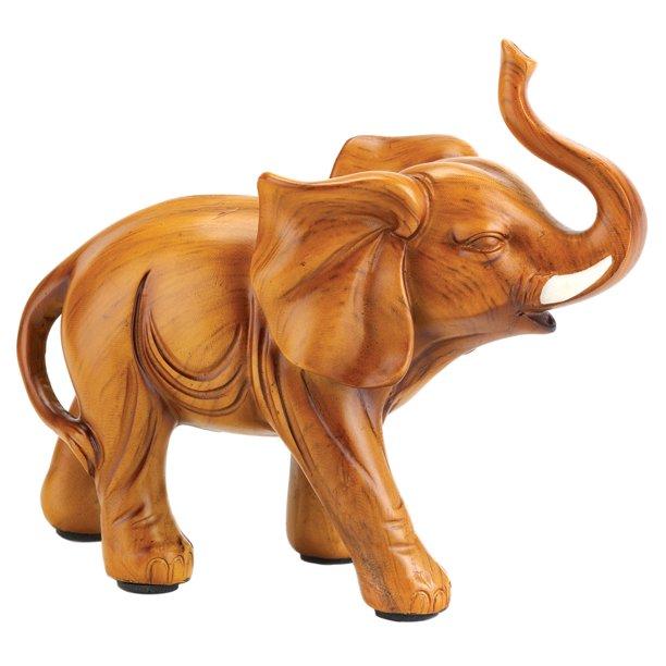 Elephant Figurines India Elephant Figurines Statues Lucky Elephant Figurine Walmart Com Walmart Com