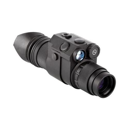Night Optics D-350 Generation 2+ Black and White Night Vision Monocular, Black by unknown