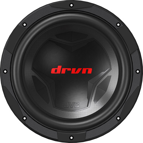 "JVC Mobile CS-G1210 12"" Single Voice Coil Subwoofer with 1200W Peak Power Handling"