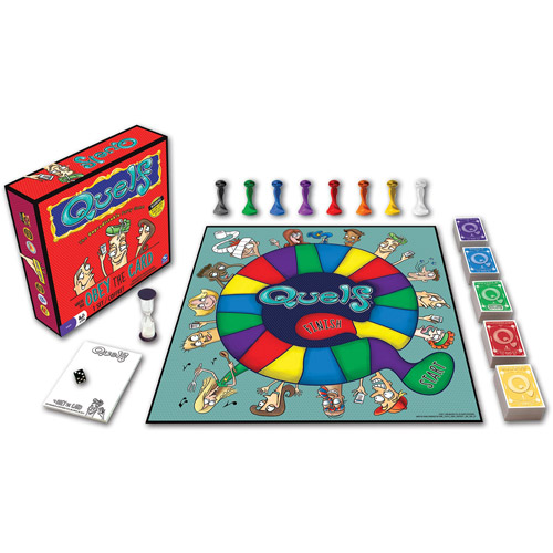 Spin Master Games Quelf Game