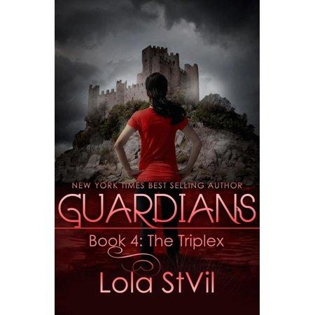 Guardians: The Triplex - eBook
