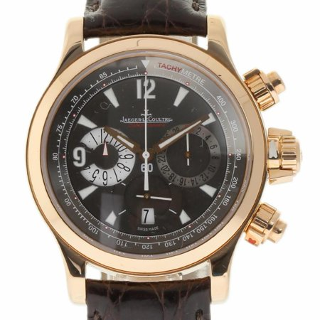 Jaeger Lecoultre Master Compressor 146.2.25 Gold  Watch (Certified Authentic & Warranty)