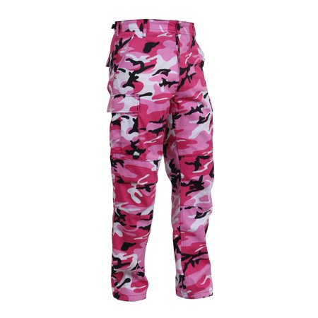 Best Ultra Force Pink Camouflage B.D.U. Pants deal