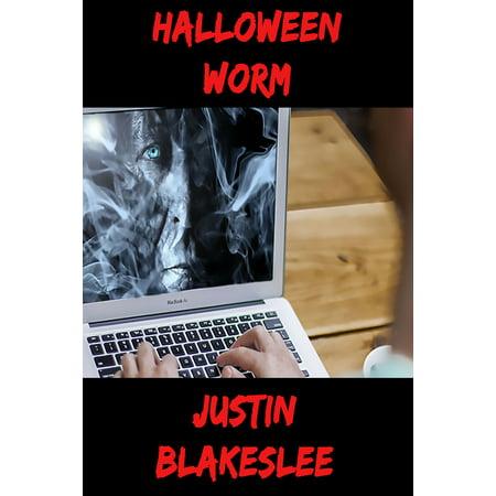 Halloween Worm - eBook (Hot Dog Worms Recipe Halloween)