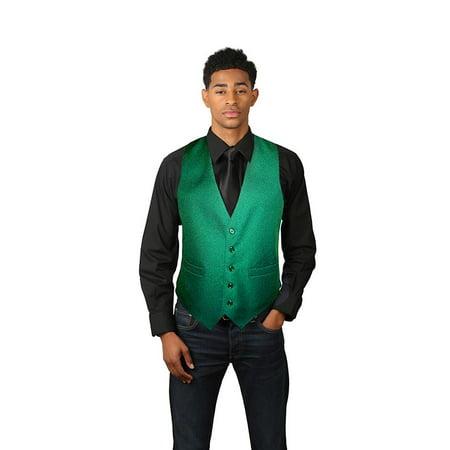 Men's Adjustable Back Dress Vest
