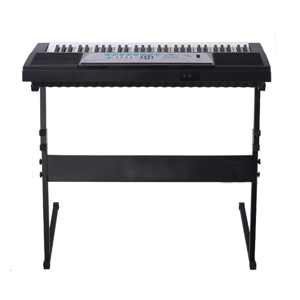 Zimtown Electric Keyboard electronic Piano Z Shape Types Rack Stand Adjustable framInstrument Accessories