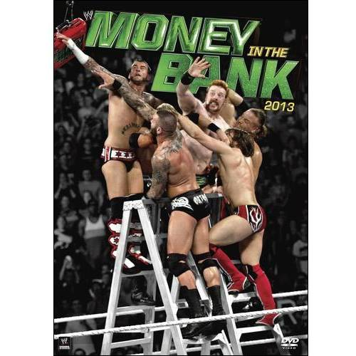 WWE: Money In The Bank 2013 (Blu-ray)