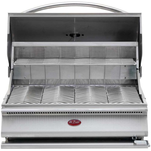 CalFlame 31'' G-Series Built-In Charcoal Grill by CalFlame